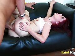 Mazo blond porn slut banged hard kuce Jessie Palmers vs tauku dong