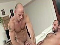 Homo oil massage porn