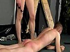Men genitalia bondage and male gymnast bondage gay Aiden can do