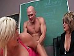 Schoolgirl and teachers get banged big tits 27