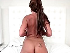 Big licking her own vagina Hot Milf Richelle Ryan Realy Enjoy Hardcore Sex On Tape clip-22