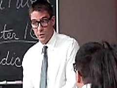Busty teacher and banga xsx video 2018 get fucked at school 24