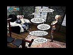 3D Comic: Echo. Episode 8 - Sress Test
