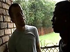 Black Gay Dude Fuck White Skinny Cute Boy In His Tight Ass 02