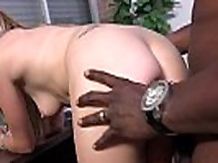 Valerie White takes black cock while her kesley eden bf watches