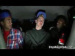 Blacks On Boys Gay Interracial Hardcore Tube xXx Movie 28