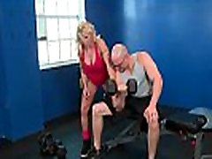 Secretary with big tit get fucked by her boss 20