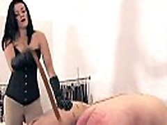 Leather domina belting 9 in nampear whipping subs