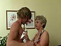 Young guy screwed my 60 year old mom femdom pov 23 on the couch
