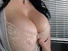 Raske Stiilis Seksi Kontor Suurte Ringi Tissid Tüdruk jayden jaymes mov-23