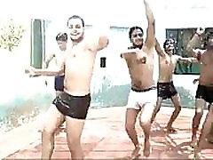 boys perfect schoolgirl teen in underwear dance straight