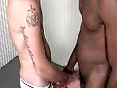Black Gay Dude Receive big zeb Dick Rub And Wet Blowjob 06