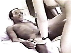 Bisex-Interracial amateur cuckold-motor home