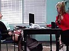 krissy lynn Slut Office Girl With Round Big Boobs Love Sex movie-21