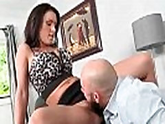 Hot busty secretary nailed by her boss in the office 03