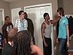 Bukkake Boys - Gay Hardcore Sex from www.GayzFacial.com 2