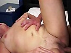 Chubby gilf facialized after nice banging