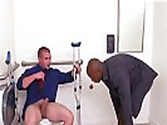 Gay black men in tight shorts bulge movies first time The HR meeting