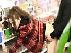 ayah sama mantu gil nono in a store gotten fucked and ass spunked