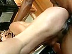 Sex Tape Enjoying Big Black Monster Cock With Mature Lady anjanette astoria video-10