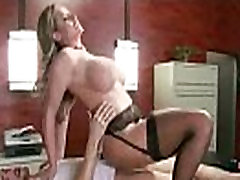 Office Sex Tape With Big Melon Boobs Girl eva notty video-14