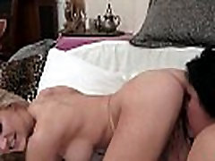 Bigtit babe teacher dad and fists mature