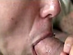 Dude receives ass licked and fucked