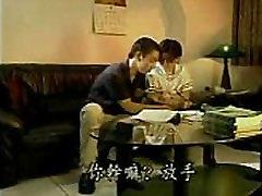 Taivano studentų prikaltas namų mokytojas vintage 萱萱高中学生妹在家补习被强行强奸