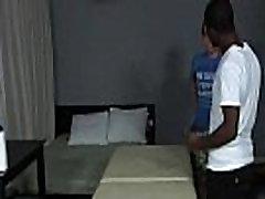 Gay Black Bareback Dick Sucking And Fucking Video 16