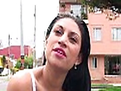 Sexy latina cucumber albania star