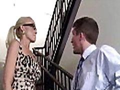 Sex Tape With Real Sluty Big Tits Office Girl madison scott movie-27