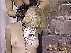 Three babes and one stud have some naughty double panatratin big dick fun