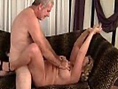 Granny hairy pussy fuck