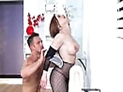 Naughty Horny Wife katja kassin With Big Tits In Hardcore Bang video-18