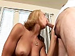 Sexy angel kiuy in a banging action