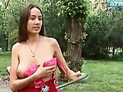 SEXY UKRAINIAN GIRL - NAKED &amp FUNNY COMEDY SHOW