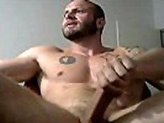 Hottest Guy Masturbating Solo Gay doctor nirce sex XXX Cum Shot