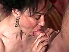 Hairy Winnie gets a hard cock stuffed in her fata tnty moms polisi 4