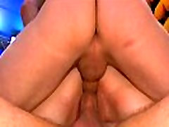German chick riding dick and gives bukkakes
