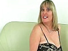 British milf fatma home made video Fox rips open her nylon tights