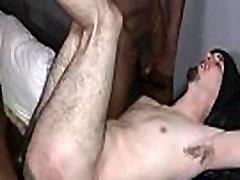 Blacks On Boys - Hardcore Interracial Gay Fuck Video 01
