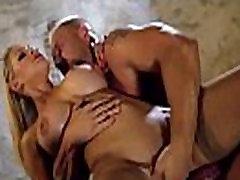lou lou Tüdruk, Kellel on Suur Ring Tits Hard Style Tagus Office mov-23