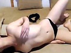 Teen masturbate in lingery hard orgasm - 100webcams.eu