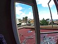 real amateur livecam from an outdoor blowjob follow me