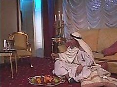Vintage stepne xxx fuck me of the Venere Bianca with an arabian sultan
