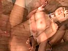 Amazing zarah zopa with a slamming body getting plowed hard