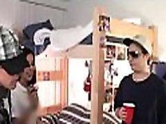 College angels cum shower videos party