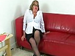 British granny Trisha can&039t control her sexual desire
