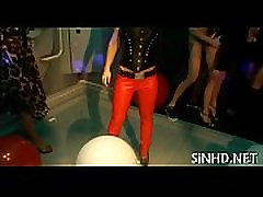 Erotic and explosive swinger parties