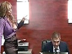Hardcore Action In Office With Big Tits Slut Naughty Girl eva notty vid-20